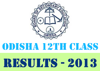 Odisha CHSE Board 12th Class results at orissaresults.nic.in