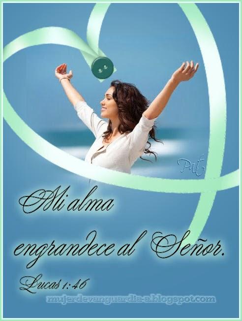 Imagen con reflexion para mujer cristiana
