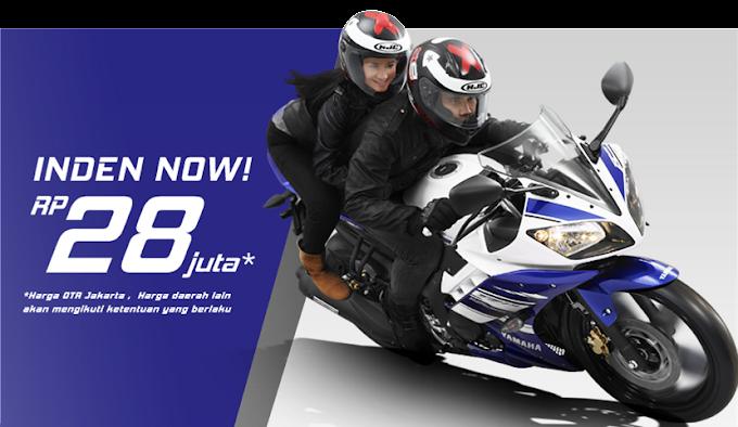 Yamaha YZF R15 Resmi Dibanderol Rp 28 Juta