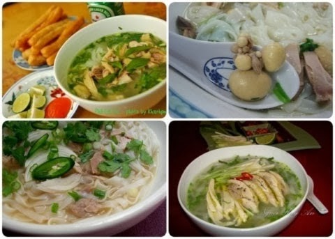 how to make traditional pho