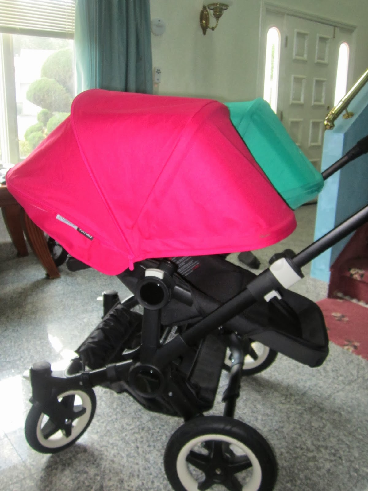 P.S- I tried the Bugaboo Buffalo Canopy on my Bugaboo Donkey and it fits!! If Bugaboo doesnu0027t come out with canopies specifically designed for the Donkey ... & ROLL her STROLLER: Bugaboo Buffalo Review
