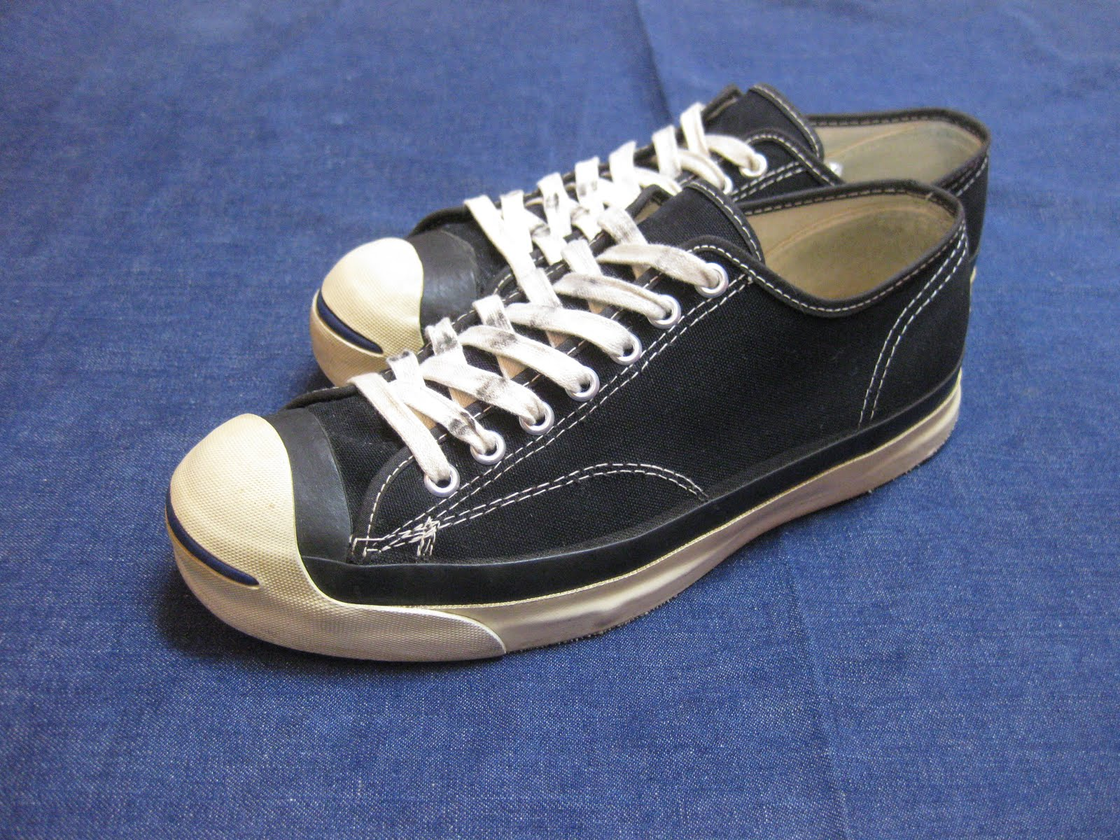 ~60's 「B.F.GOODRICH」             「JACK PURCELL」                   BLACK