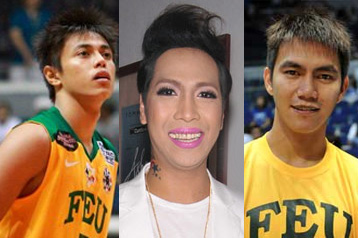 Garcia is Vice Ganda's boyfriend?! But Vice keeps mum about the issue