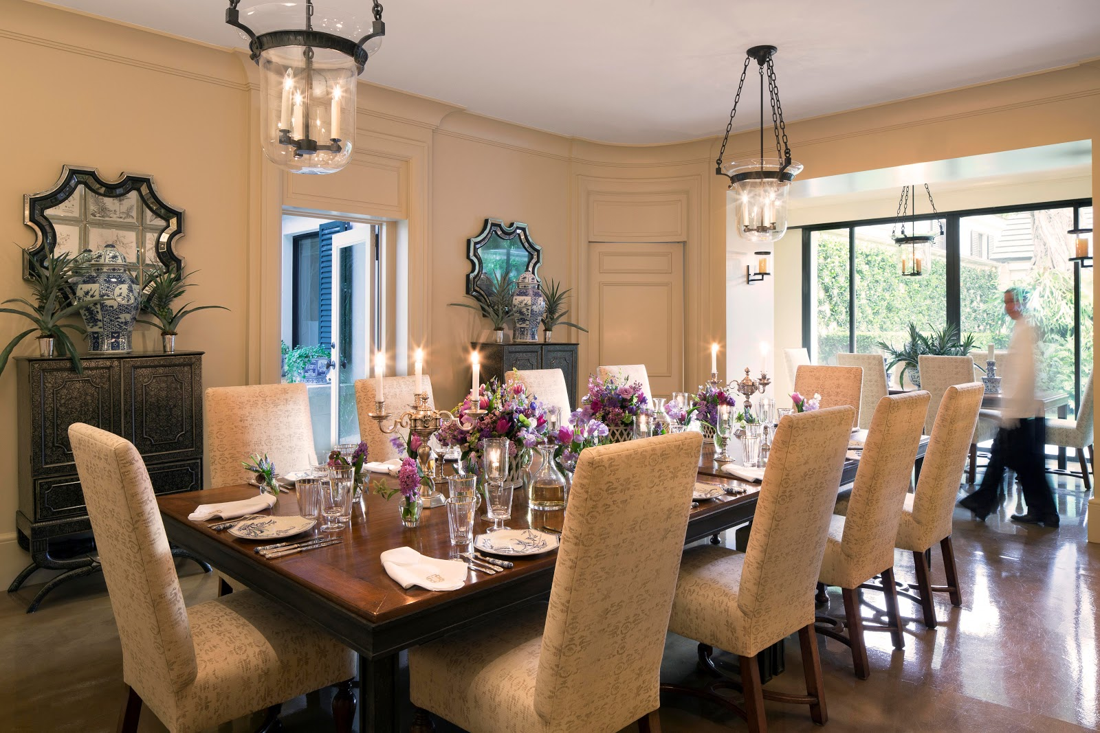 Nest by tamara book review palm beach chic perfectly for Harry slatkin east hampton