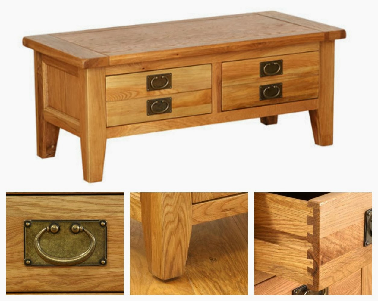 Furniture wise I love this coffee table from Furniture Plus Online  title=