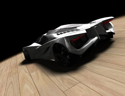 Lamborghini Ferruccio for Bat Man 2