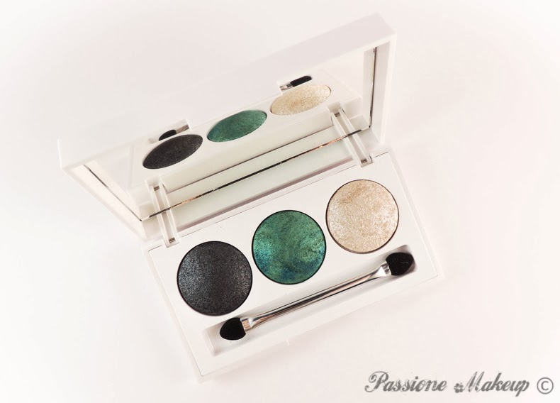 kiko digital emotion Cosmic Light Eyeshadow Palette