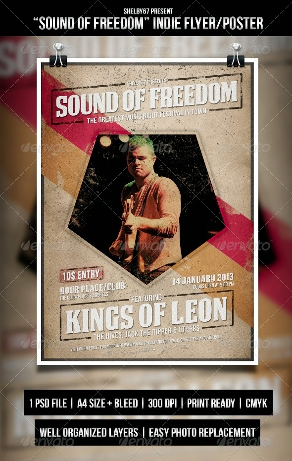 http://graphicriver.net/item/indie-flyer-poster-sound-of-freedom/3732865?ref=Shelby67