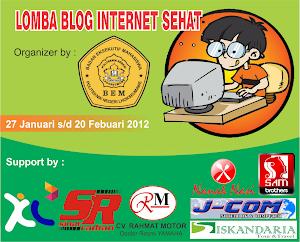 Lomba Blog Internet Sehat - BEM PNL