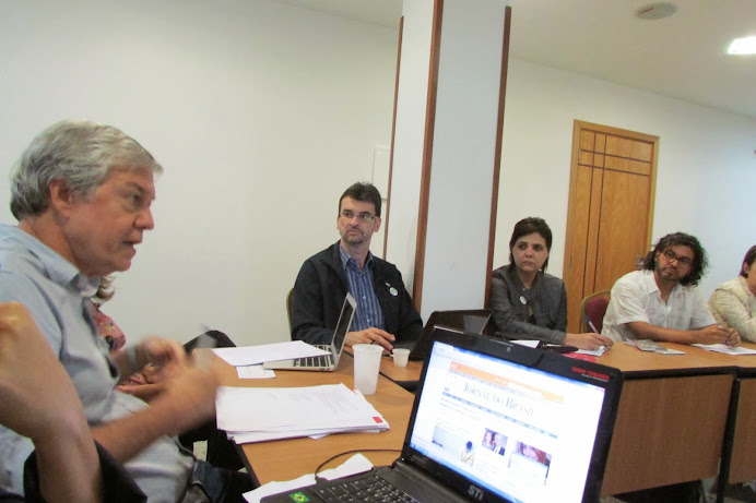 Reunião da Coordenação Nacional do FBSSAN (Set 2014)