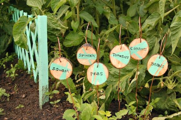 Creativity Jar Diy Garden Labels