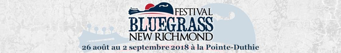 Le Festival bluegrass de New Richmond