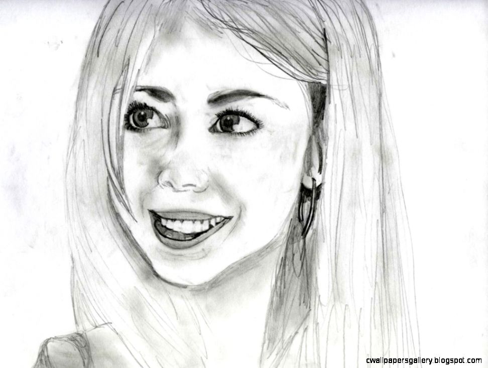 Pencil Drawing Rose TylerBillie Piper by Destiny 919 on DeviantArt