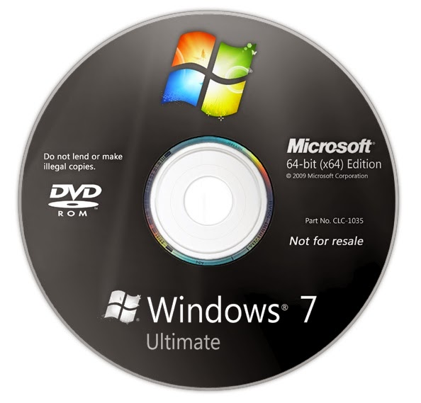 Windows 7 Ultimate SP 1
