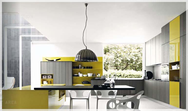 Moderne kjøkken fra cesar   interiør inspirasjon
