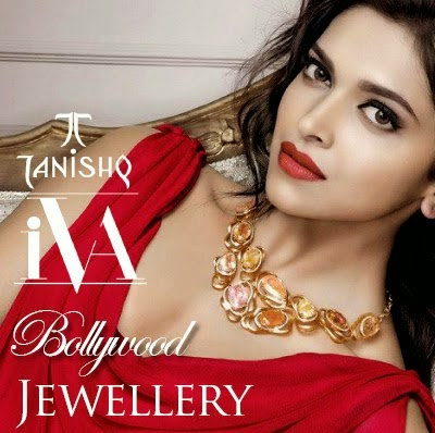 Bollywood Indian Celebrity Jewellery Collection by NA of Tanishq