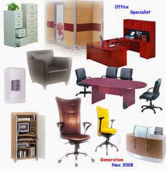 *5 Aturan Cara Membeli Furniture Kantor*