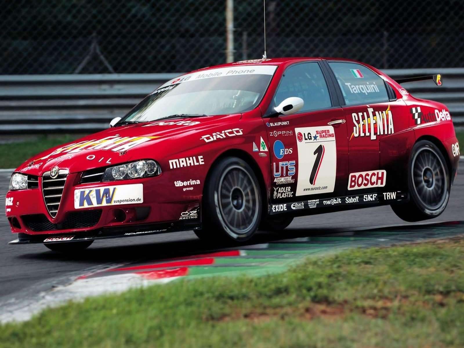 Alfa Romeo 156 Gta Autodelta 2004