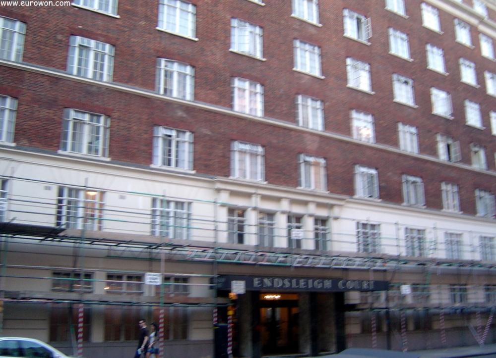 Apartamentos para viajeros Endsleigh Court en Londres