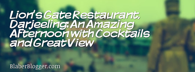A Blogger Review this pub in Darjeeling