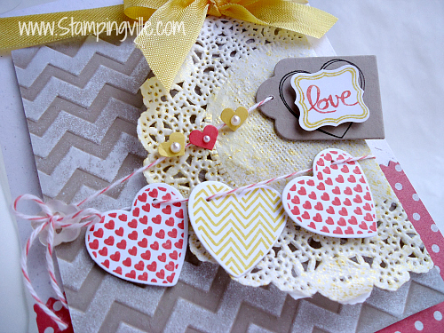 Hearts a Flutter Stamps + Framelit Dies = 15% Off Bundle by Stampin' Up!