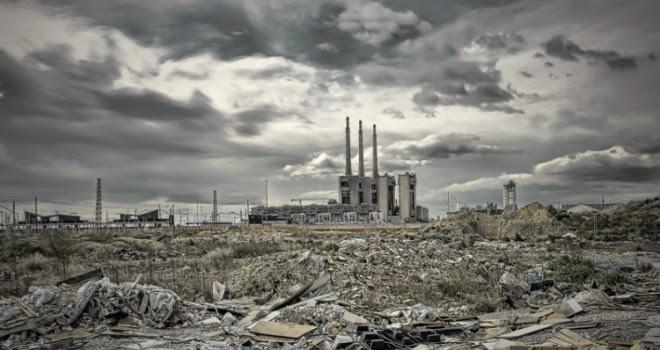 10 Lugares Destruidos por el Hombre