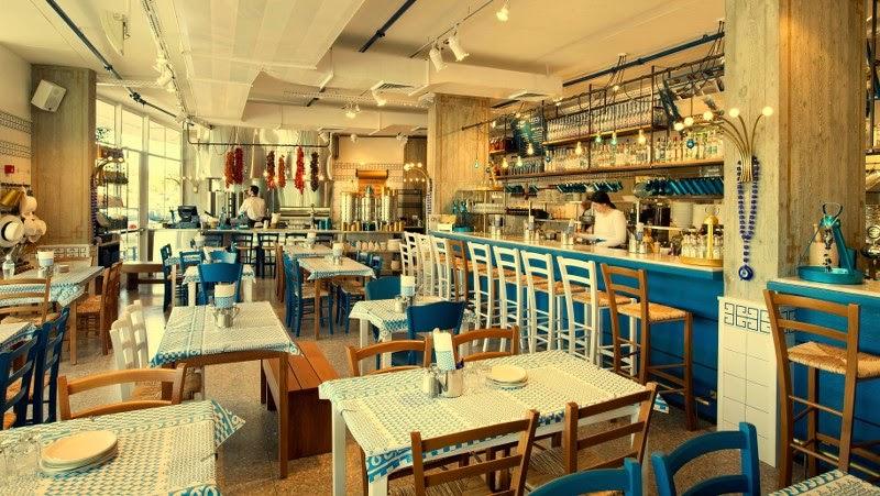 מסעדה יוונית בתל אביב