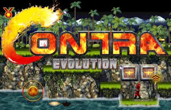 Contra: Evolution Apk v1.3.2 Free