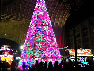 Sevilla - Navidad 2012 - Plaza de la Encarnación  07
