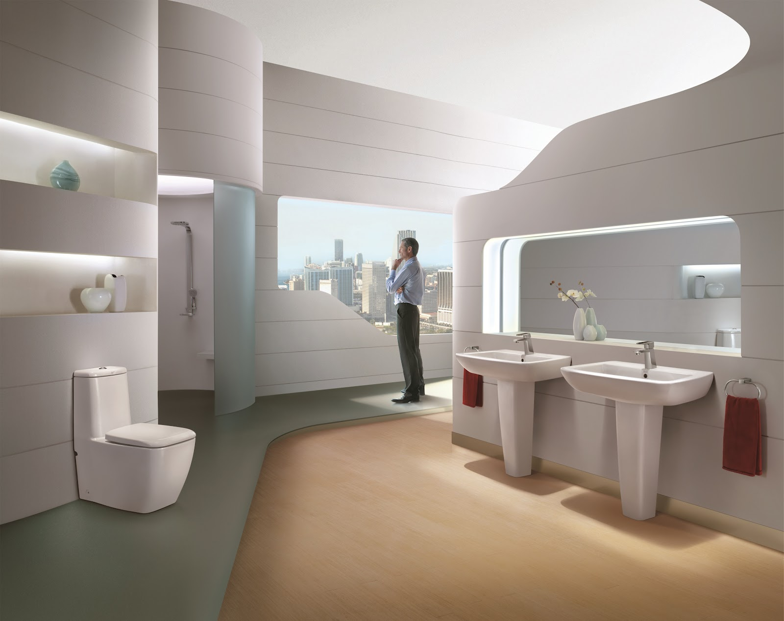 By Lance: American Standard launches new luxury line of bathroom ...