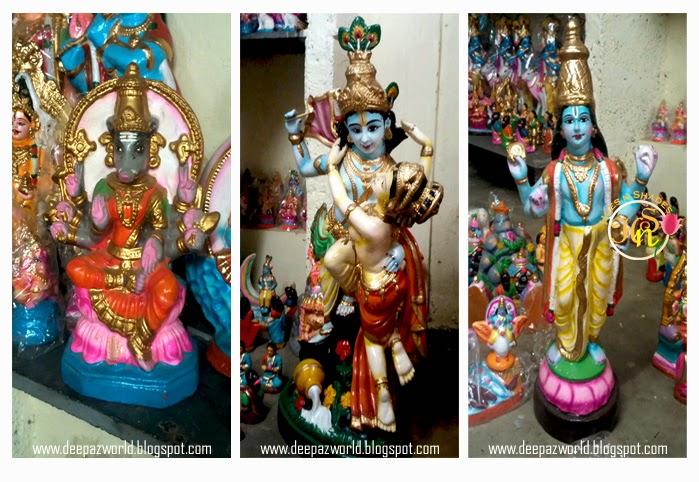 VarahaLakshmi-RadhaKrishna-and-MahaVishnu-HnS