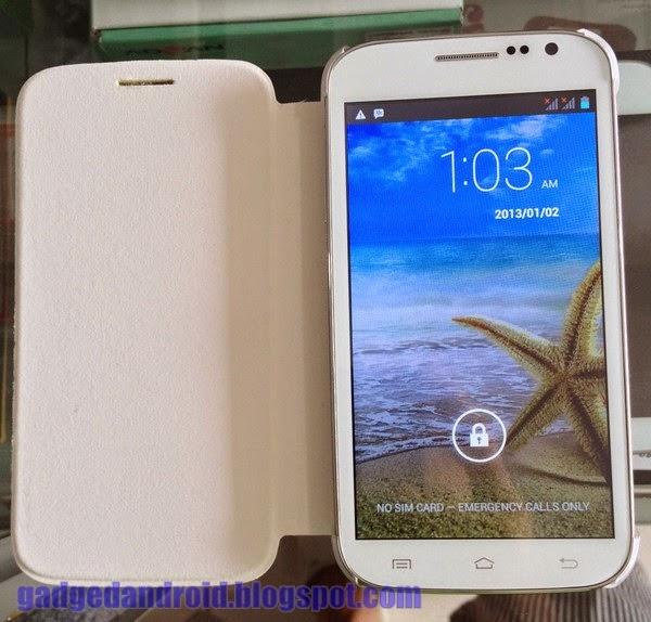 Cara Flash Atau Instal Ulang Advan Vandroid S5E