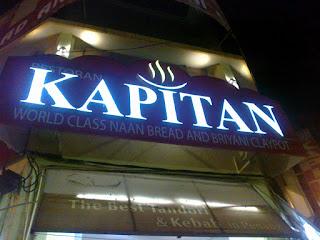 beriani kapitan