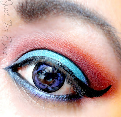 dolly eye lathae violet
