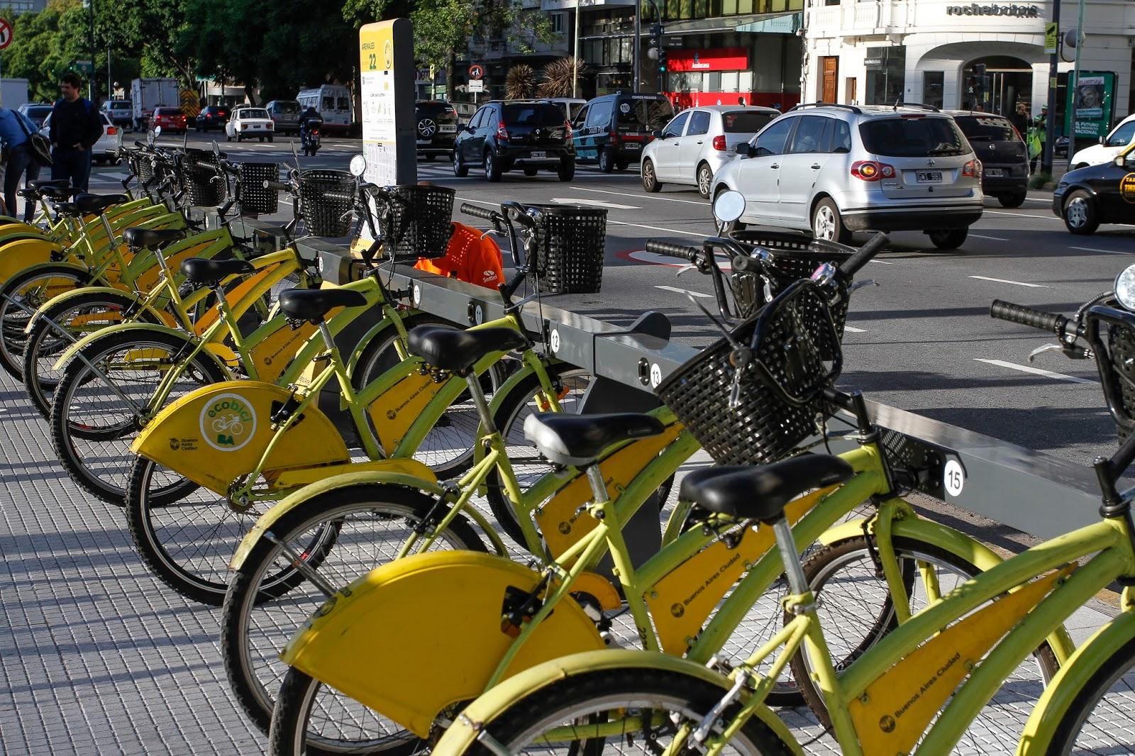 En marzo comenzará un sistema automático para alquiler de bicis