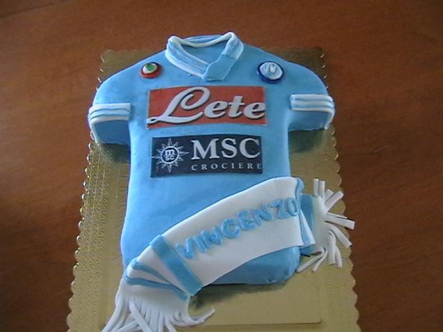 Torta Del Napoli Cake Ideas and Designs