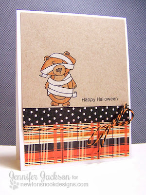 Halloween Card using Boo Crew Stamp set