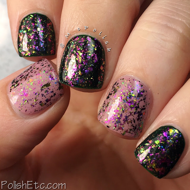 Glitter Daze - Flora Noxia Collection - McPolish - Blooming Mortalis