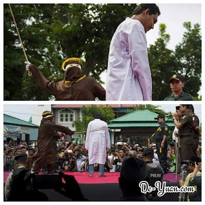 Hukum Jinayat Aceh Diperberat, Diperlebar Pidananya dan Diperluas Cakupannya - Setujukah ?