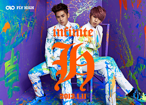 INFINITE H Fly High teaser image