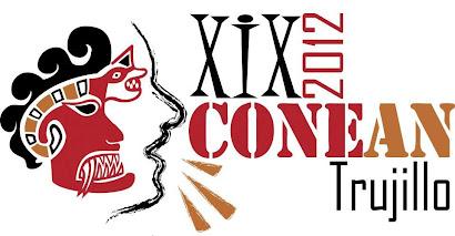 XIX CONEAN - TRUJILLO 2012