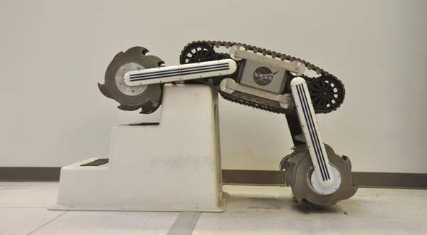 Inikah Robot yang Mampu Hasilkan Air dari Bulan