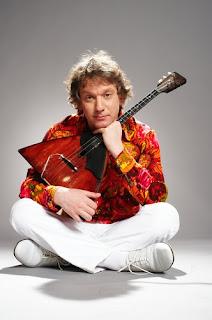 The musician Alexei Arkhipovsky
