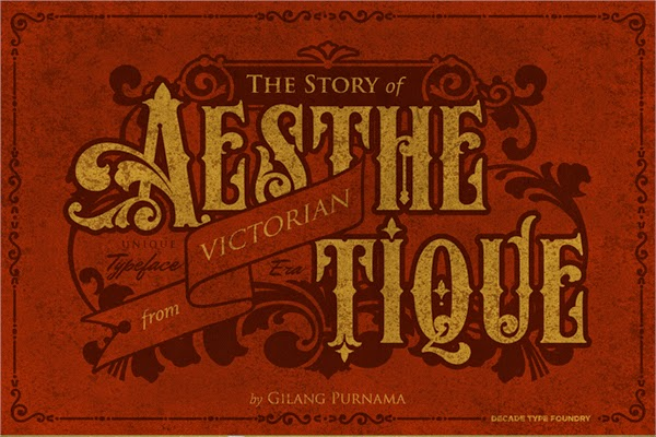Victorian style fonts download