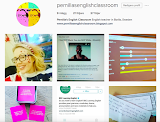 Pernilla's English Classroom on Instagram
