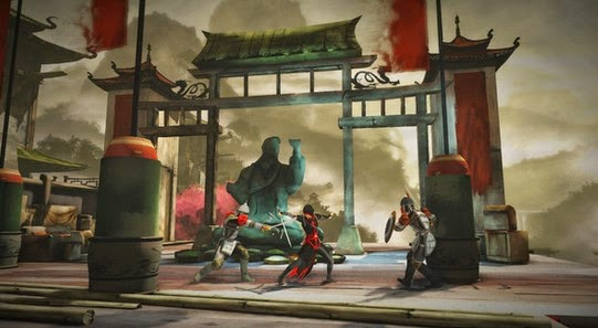 PC Games Assassin's Creed Chronicles China
