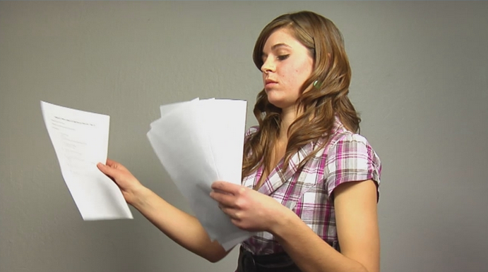 Don't be nervous! Clear and Easy Acting Tips for a Successful Audition