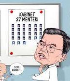 Kabinet Menteri Jokowi - JK