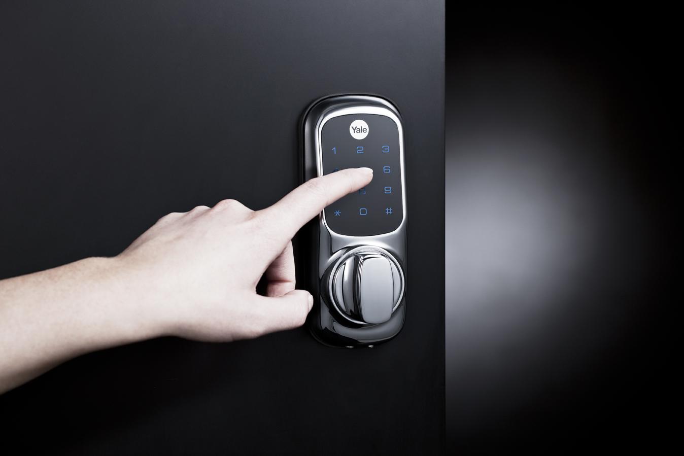 The door industry journal yale door and window solutions for Door yale lock