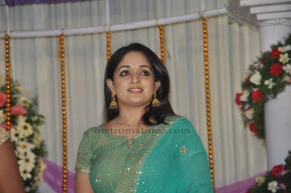 Kavya in a party